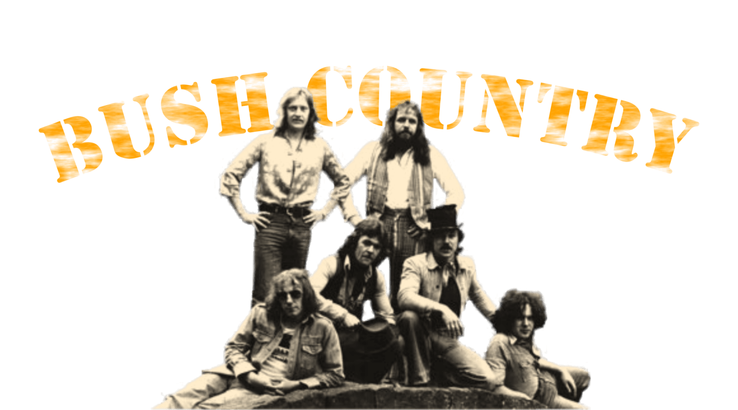 Bush Country Home Page Banner